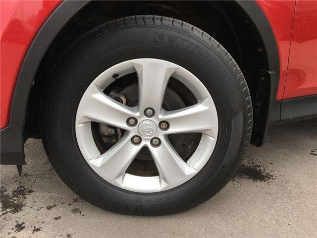 2013 Toyota RAV4 XLE AWD FOG LAMPS, SUNROOF, ALLOY, ROOF RAILS, HEA (Stk: 8639) in Brampton - Image 2 of 27