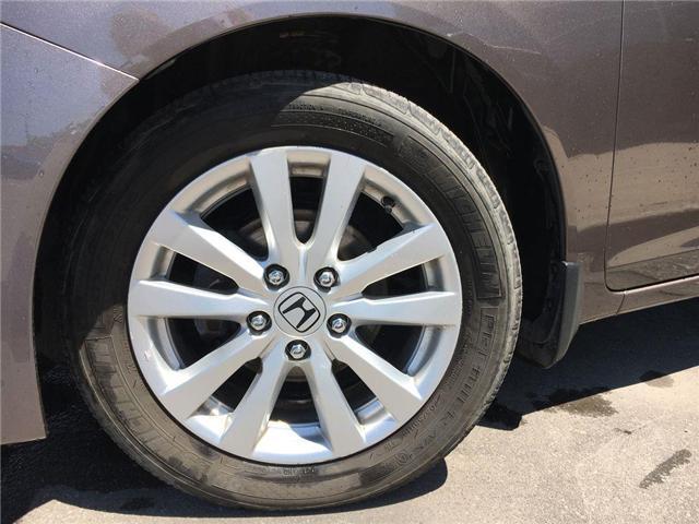 2012 Honda Civic Sedan EX SUNROOF, ALLOY WHEELS, ABS, BLUETOOTH, KEYLESS (Stk: 44471A) in Brampton - Image 2 of 24