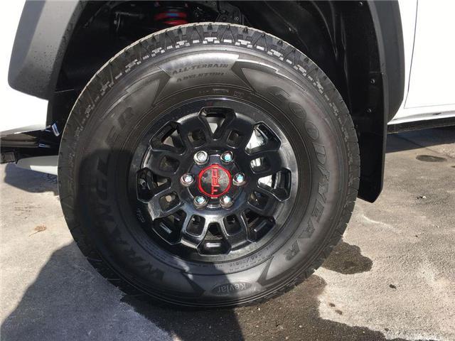 2019 Toyota Tacoma 4Wd TRD PRO (Stk: 43184) in Brampton - Image 2 of 28
