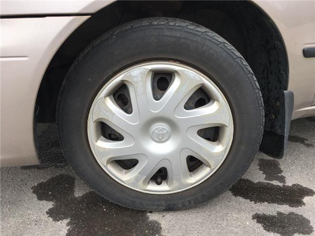 2002 Toyota Corolla POWER DOOR LOCKS, CD, 4 DOOR SEDAN AND KEYLESS (Stk: 43329XA) in Brampton - Image 2 of 17