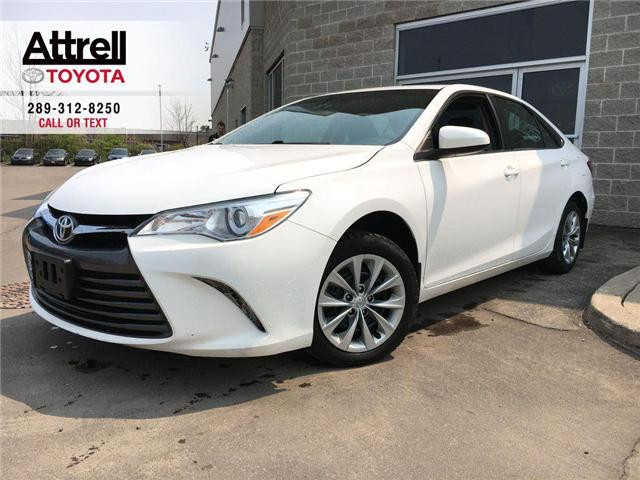 2017 Toyota Camry LE KEYLESS, BACKUP CAMERA, BLUETOOTH, ABS, CRUISE, (Stk: 8666) in Brampton - Image 1 of 25