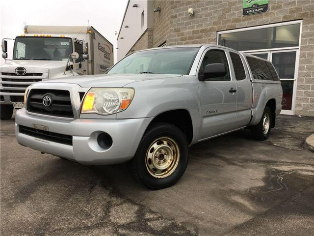 2006 Toyota Tacoma ACCESS CAB 4X2 LEER CAP, ABS, BOX LINER, TINTED WI (Stk: 42701A) in Brampton - Image 2 of 23