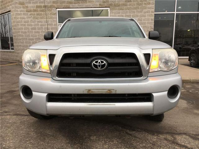 2006 Toyota Tacoma ACCESS CAB 4X2 LEER CAP, ABS, BOX LINER, TINTED WI (Stk: 42701A) in Brampton - Image 6 of 23
