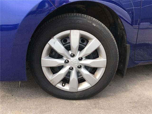 2016 Toyota Corolla S BACKUP CAMERA, HEATED SEATS, FOG LIGHTS, SPOILER (Stk: 43473X1A) in Brampton - Image 2 of 27