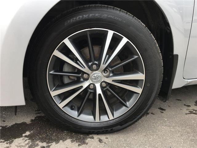 2018 Toyota Corolla LE UPGRADE PKG SUNROOF, ALLOY WHEELS, HEATED STEER (Stk: 44144A) in Brampton - Image 2 of 27