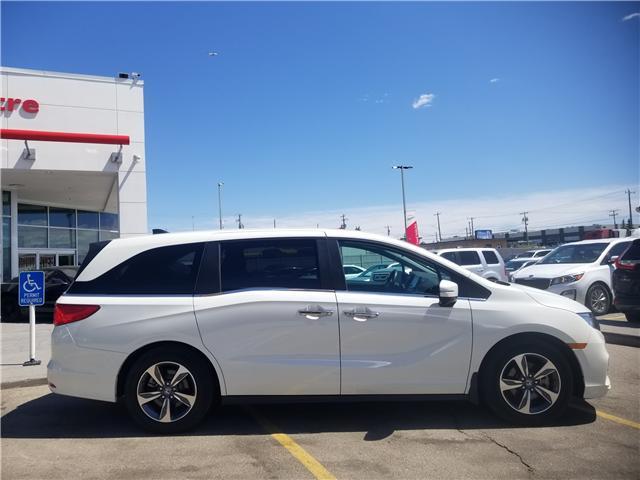 2018 Honda Odyssey EX (Stk: U194176) in Calgary - Image 2 of 30