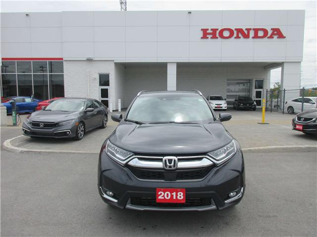 2018 Honda CR-V Touring (Stk: SS3484) in Ottawa - Image 2 of 19