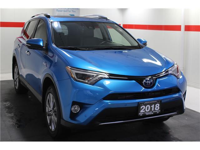 2018 Toyota RAV4 Hybrid Limited (Stk: 298452S) in Markham - Image 2 of 27