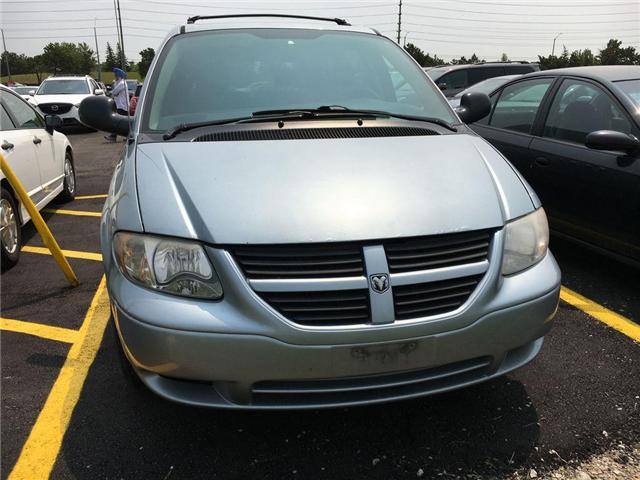 2006 Dodge Caravan SE 7 PASS, TINTED WINDOWS, POWER DRIVER SEAT, CD,  (Stk: 44341A) in Brampton - Image 2 of 8