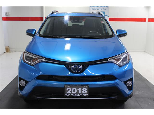 2018 Toyota RAV4 Hybrid Limited (Stk: 298452S) in Markham - Image 3 of 27