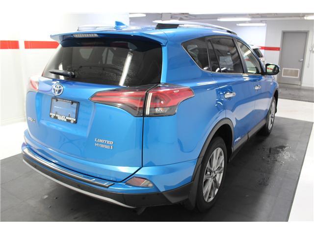 2018 Toyota RAV4 Hybrid Limited (Stk: 298452S) in Markham - Image 26 of 27