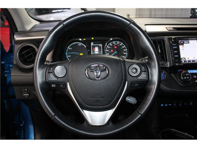 2018 Toyota RAV4 Hybrid Limited (Stk: 298452S) in Markham - Image 11 of 27