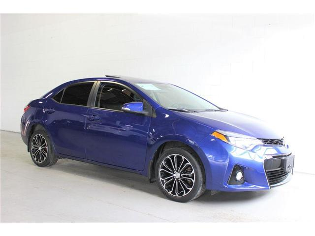 2016 Toyota Corolla  (Stk: 546505) in Vaughan - Image 1 of 16