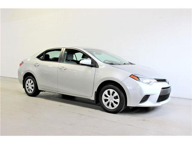 2014 Toyota Corolla  (Stk: 000411) in Vaughan - Image 1 of 24