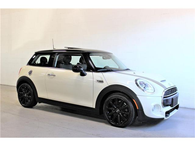 2016 MINI 3 Door Cooper S (Stk: A44342) in Vaughan - Image 1 of 25