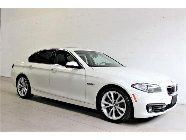 2014 BMW 535i xDrive (Stk: 531552) in Vaughan - Image 1 of 30
