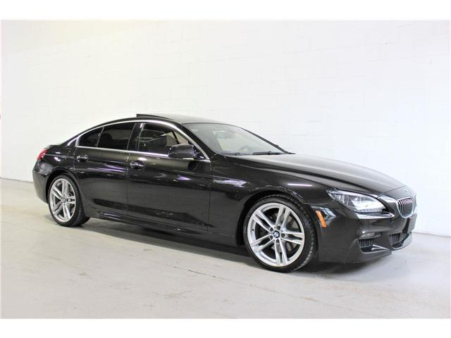 2013 BMW 650i xDrive Gran Coupe (Stk: 097928) in Vaughan - Image 1 of 29