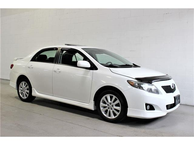 2010 Toyota Corolla  (Stk: 259205) in Vaughan - Image 1 of 25
