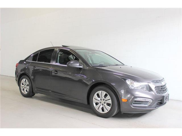 2015 Chevrolet Cruze 1LT (Stk: 272293) in Vaughan - Image 1 of 17