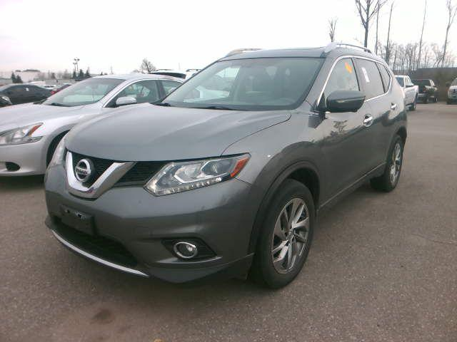 2014 Nissan Rogue  (Stk: 800182) in Vaughan - Image 1 of 5