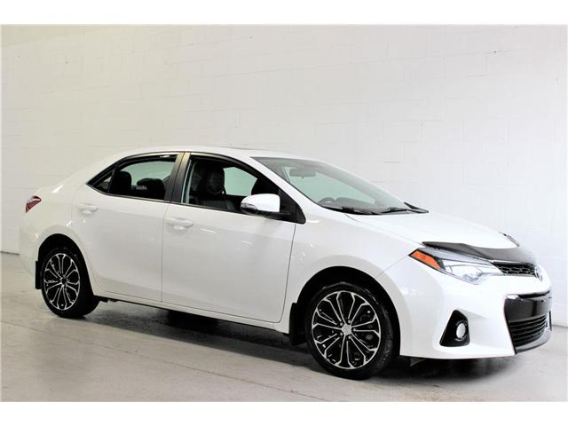 2014 Toyota Corolla  (Stk: 075251) in Vaughan - Image 1 of 30