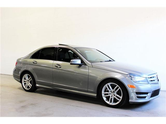 2013 Mercedes-Benz C-Class Base (Stk: 824408) in Vaughan - Image 1 of 30