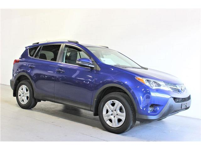 2015 Toyota RAV4  (Stk: 271602) in Vaughan - Image 1 of 26
