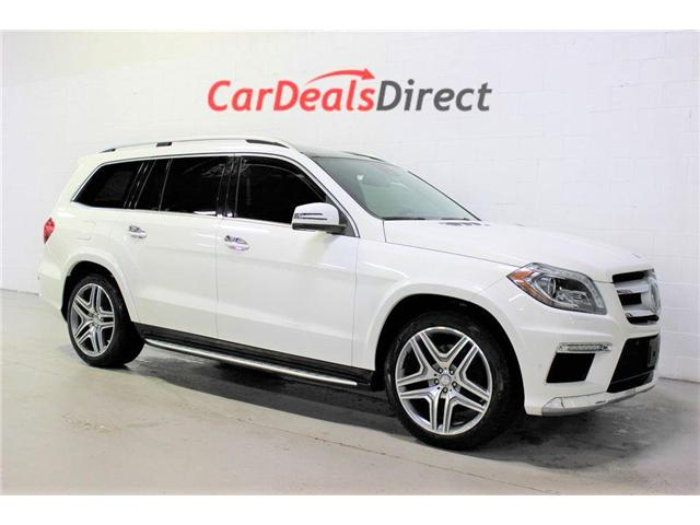 2016 Mercedes-Benz GL-Class Base (Stk: 699837) in Vaughan - Image 1 of 30
