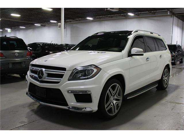 2016 Mercedes-Benz GL-Class Base (Stk: 699837) in Vaughan - Image 4 of 30