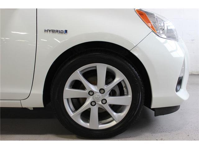 2013 Toyota Prius C  (Stk: 045920) in Vaughan - Image 2 of 24