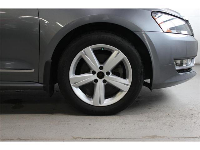 2015 Volkswagen Passat 2.0 TDI Comfortline (Stk: 048788) in Vaughan - Image 2 of 30