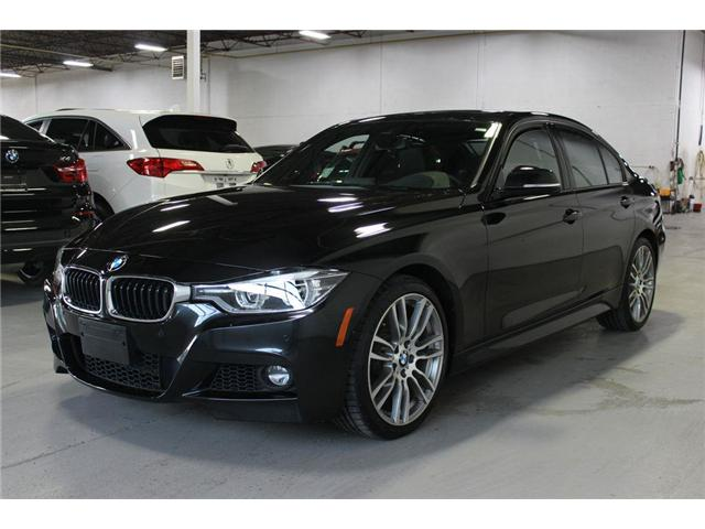 2016 BMW 340i xDrive (Stk: 487156) in Vaughan - Image 5 of 30