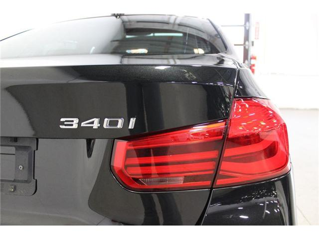 2016 BMW 340i xDrive (Stk: 487156) in Vaughan - Image 7 of 30
