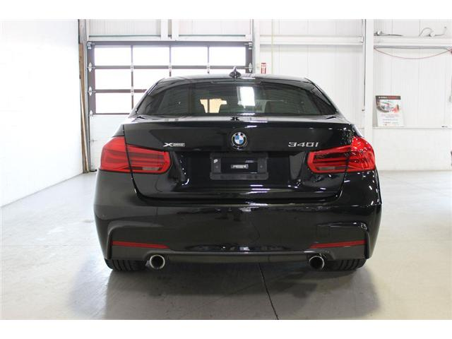 2016 BMW 340i xDrive (Stk: 487156) in Vaughan - Image 8 of 30