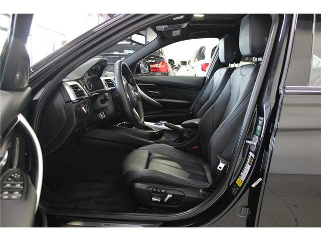 2016 BMW 340i xDrive (Stk: 487156) in Vaughan - Image 16 of 30