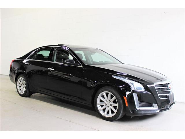 2015 Cadillac CTS 2.0L Turbo Luxury (Stk: 106663) in Vaughan - Image 1 of 29
