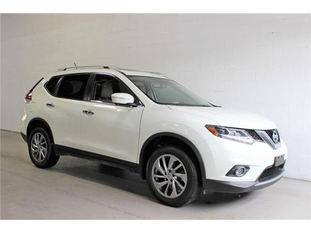 2015 Nissan Rogue  (Stk: 842183) in Vaughan - Image 1 of 16