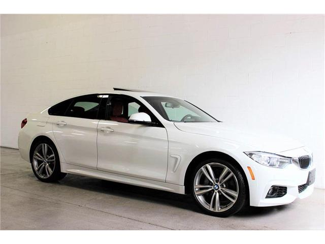 2016 BMW 435i xDrive Gran Coupe (Stk: 528711) in Vaughan - Image 1 of 18