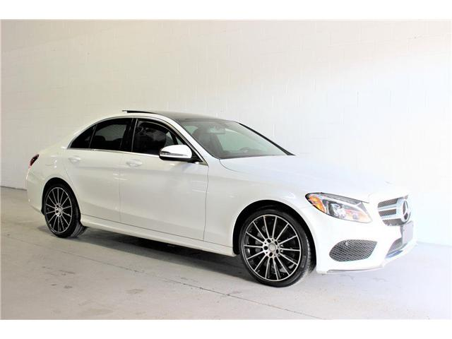2016 Mercedes-Benz C-Class Base (Stk: 111472) in Vaughan - Image 1 of 30