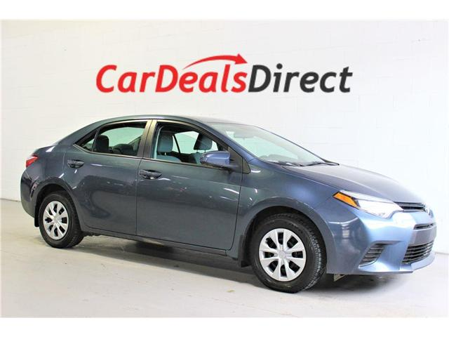 2015 Toyota Corolla  (Stk: 460333) in Vaughan - Image 1 of 27