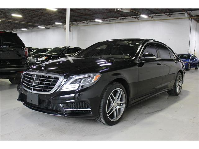 2015 Mercedes-Benz S-Class Base (Stk: 196188) in Vaughan - Image 4 of 30