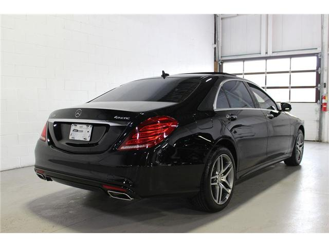 2015 Mercedes-Benz S-Class Base (Stk: 196188) in Vaughan - Image 6 of 30