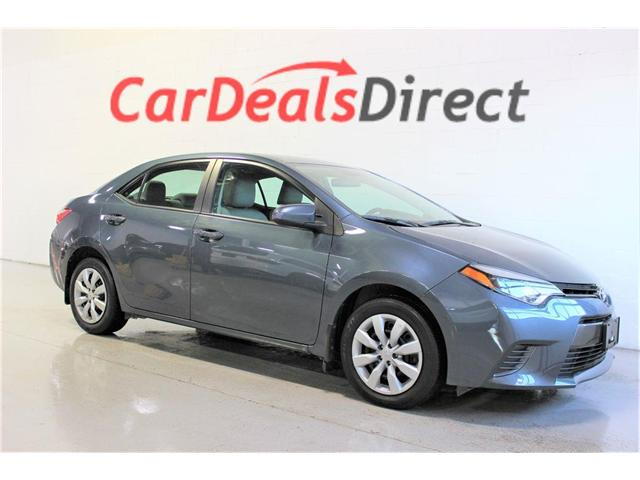 2015 Toyota Corolla  (Stk: 339059) in Vaughan - Image 1 of 26
