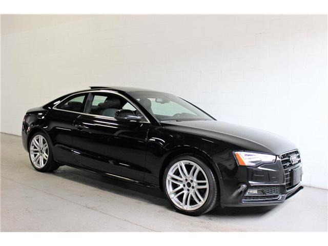2016 Audi A5  (Stk: 055468) in Vaughan - Image 1 of 29
