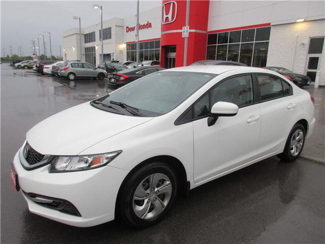2014 Honda Civic LX (Stk: VA3482) in Ottawa - Image 1 of 12