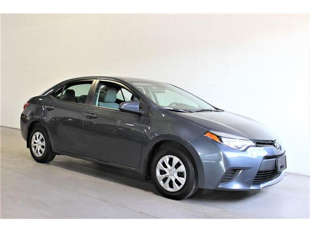 2015 Toyota Corolla  (Stk: 275224) in Vaughan - Image 1 of 27