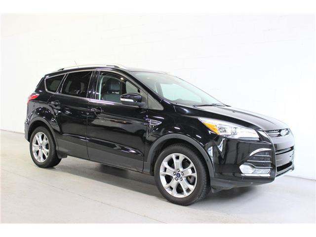 2016 Ford Escape Titanium (Stk: B77891) in Vaughan - Image 1 of 15