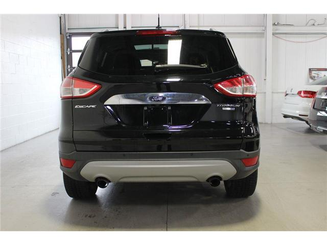 2016 Ford Escape Titanium (Stk: B77891) in Vaughan - Image 12 of 15