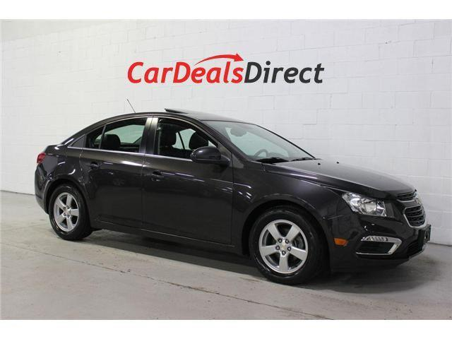 2016 Chevrolet Cruze Limited 2LT (Stk: 141096) in Vaughan - Image 1 of 29