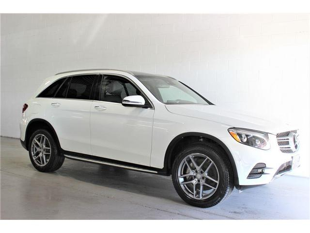 2016 Mercedes-Benz GLC-Class Base (Stk: 054322) in Vaughan - Image 1 of 30